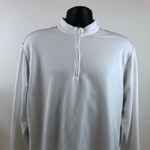 Adidas Golf quarter zip men's pullover